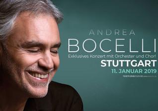 Bocelli Stuttgart 2