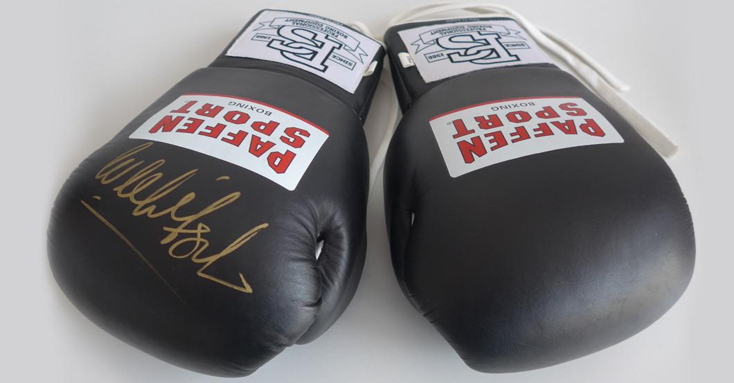 Boxhandschuhe Klitschko