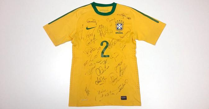 Brasilien Trikot Maicon