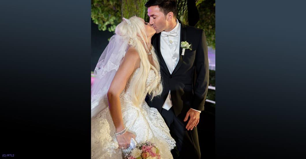 Absoluter Traum: Das Brautkleid von Daniela Katzenberger