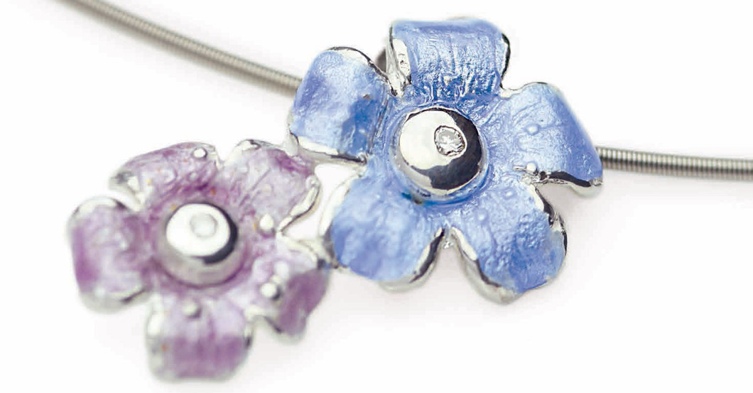 Brillant Collier Floret