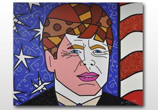 Brittos Kennedy Portrait