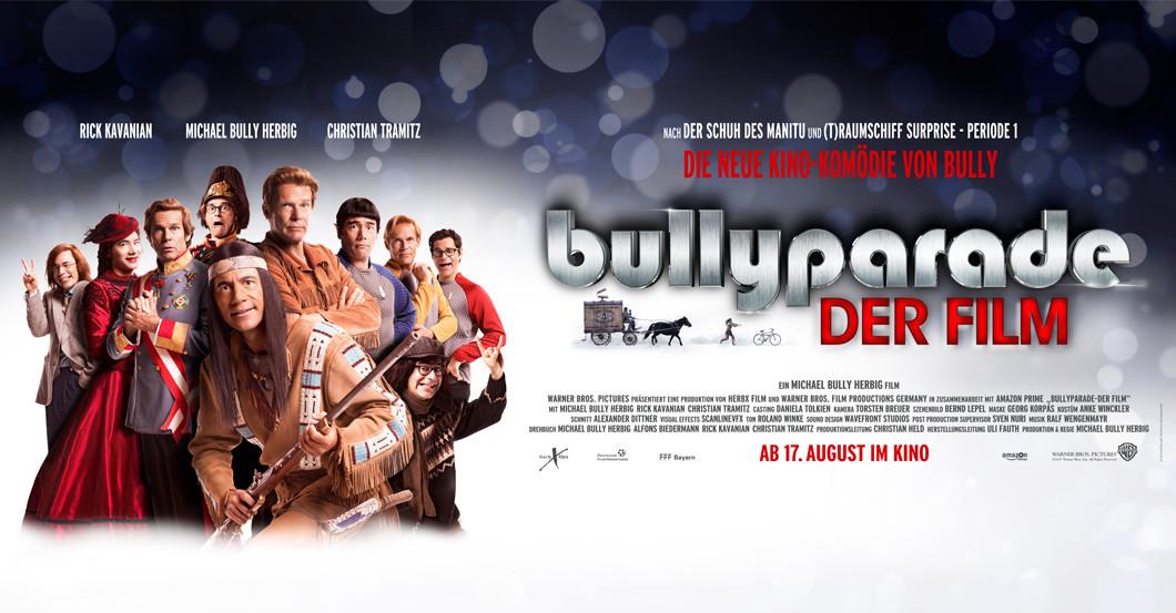Bullyparade Premiere 1