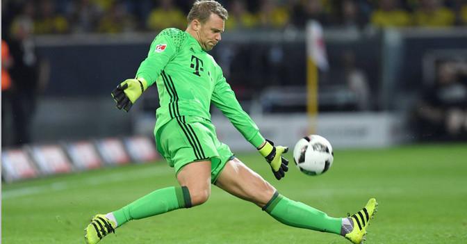 Bundesligaschuhe Neuer