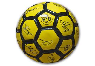BVB Ball signiert