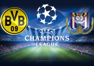 BVB gegen Anderlecht