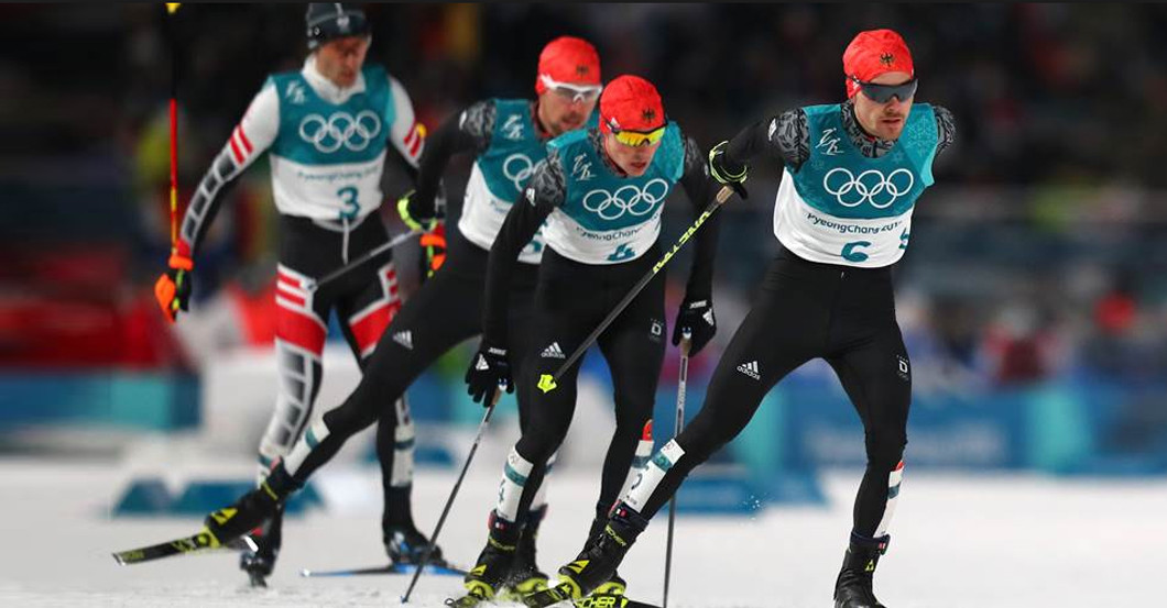 Cap Gold Nordic Combined