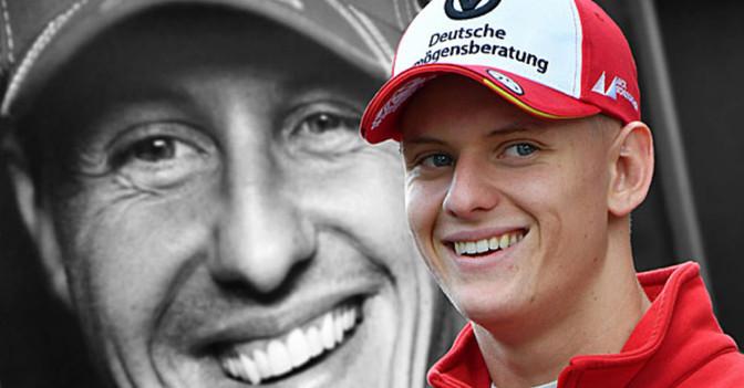 Cap Schumacher rot I