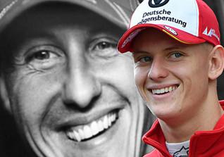 Cap Schumacher red II