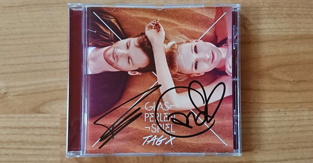 CD Glasperlenspiel