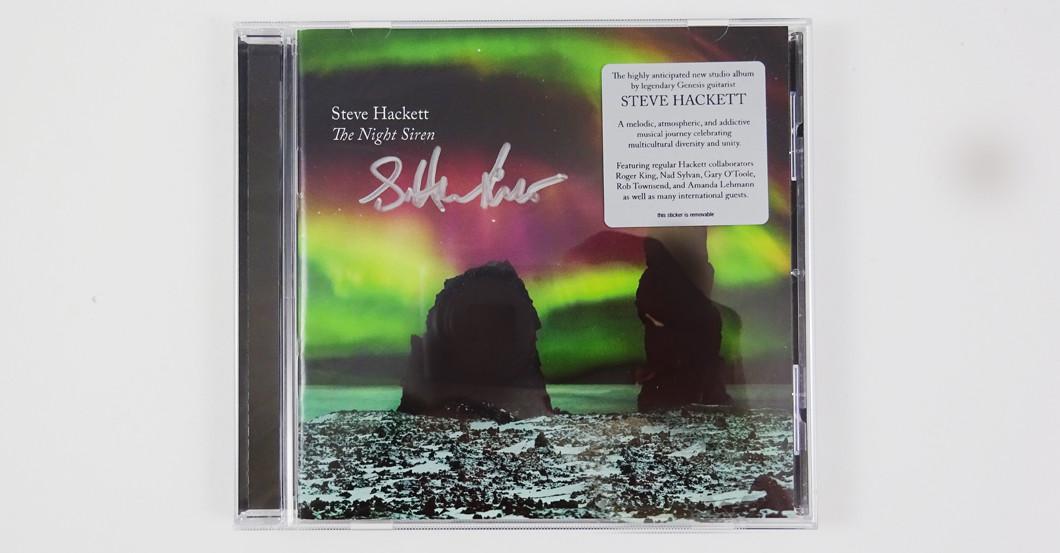 CD Steve Hackett