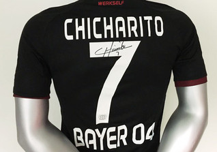 Chicharito Home Jersey