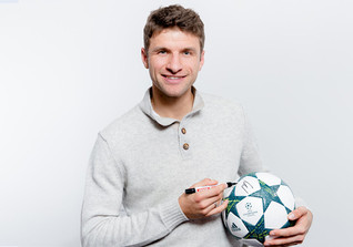 CL Ball of Thomas Müller