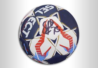 CL Handball signiert