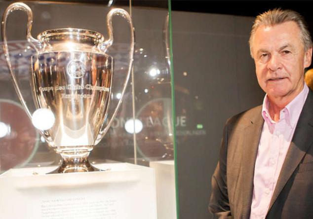 CL Pokal Ottmar Hitzfeld
