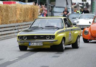Co Pilot in Opel Manta A