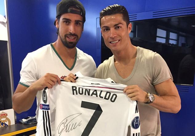 Cristiano Ronaldos Trikot