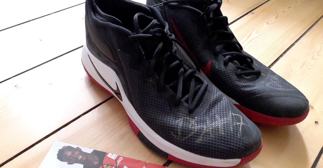 Dennis Schröder Shoes