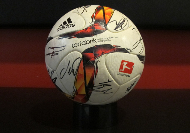 Der Spielball des FC Köln