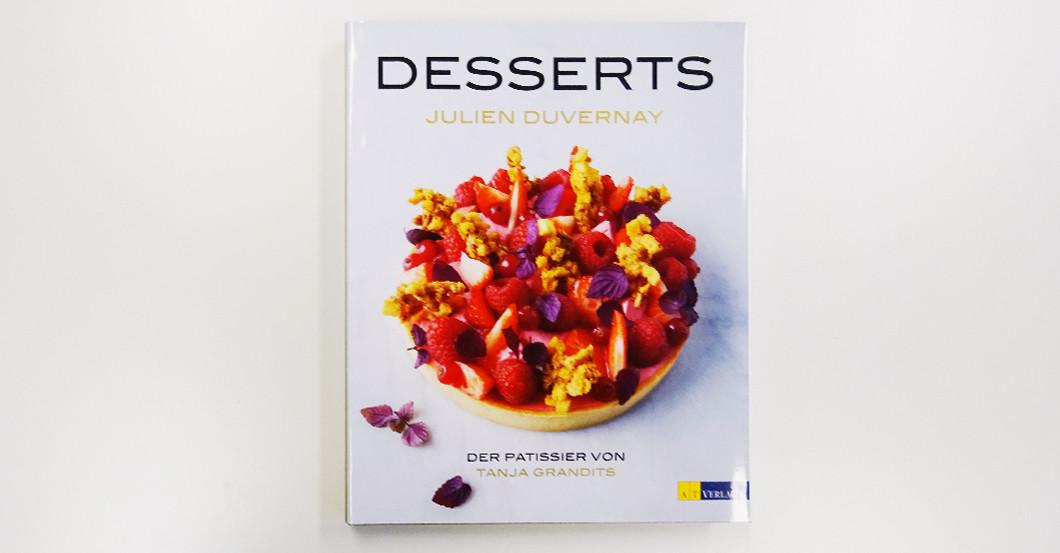 Desserts Julien Duvernay