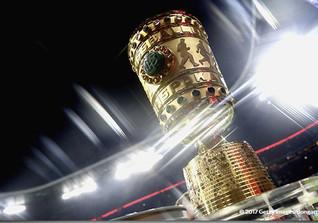 DFB Pokalfinale Berlin