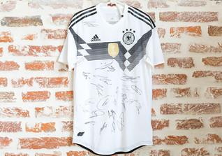 DFB Trikot WM signiert