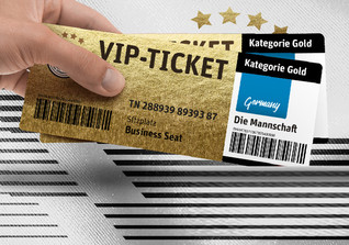 DFB VIP Tickets