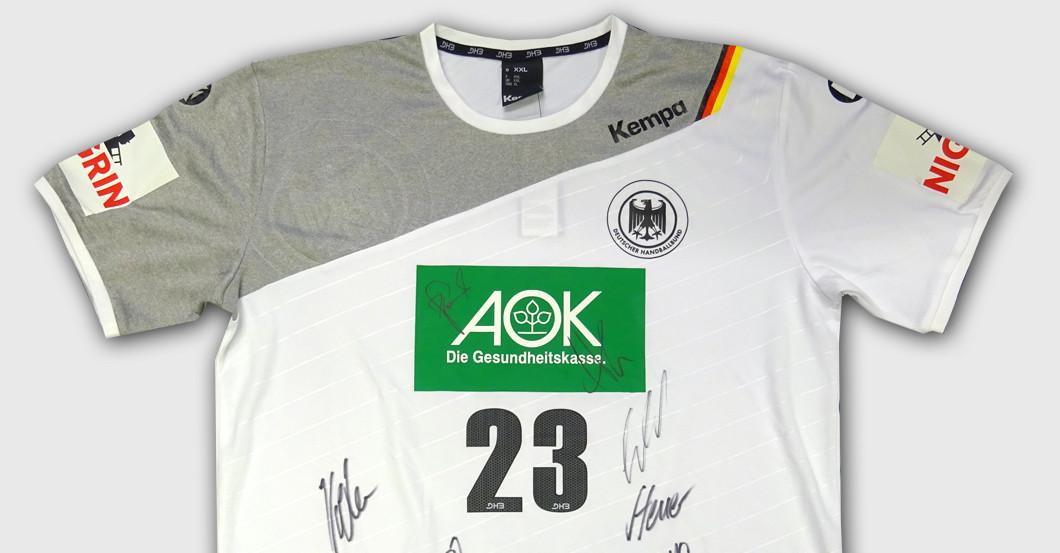 DHB Shirt Signed