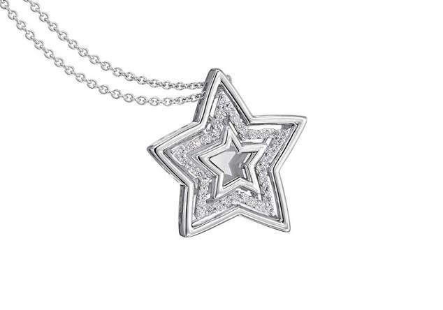 Diamantcollier von Christ