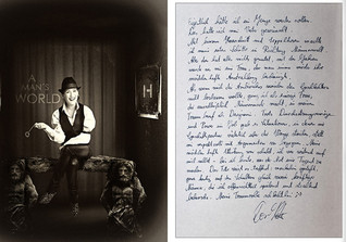 Doris Hartwich Portrait