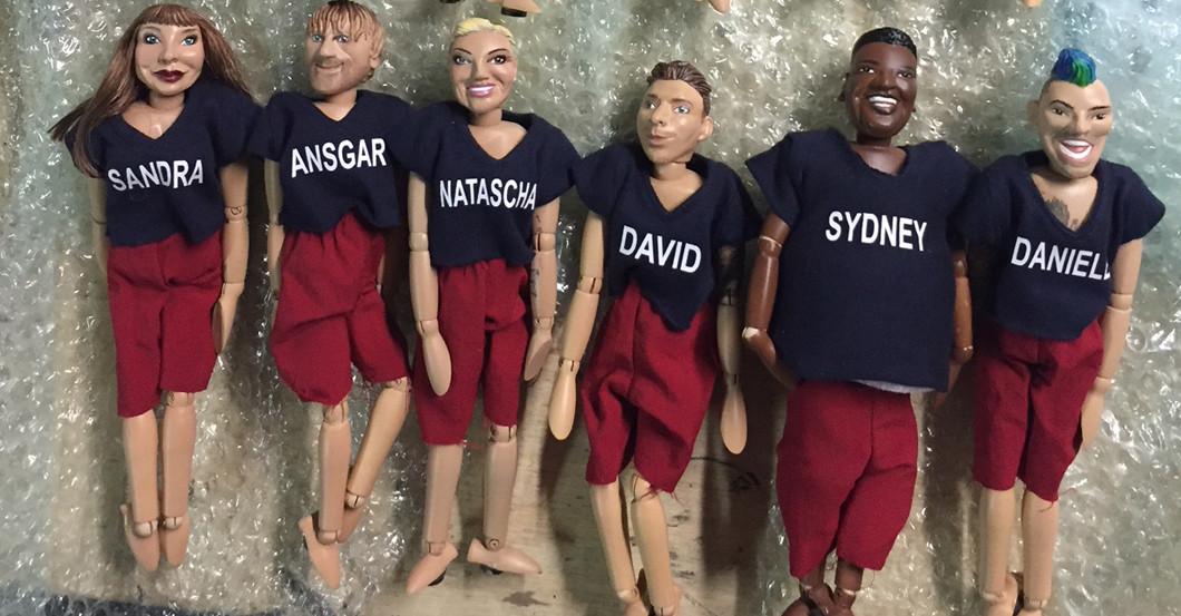 Dschungelcamper Natascha