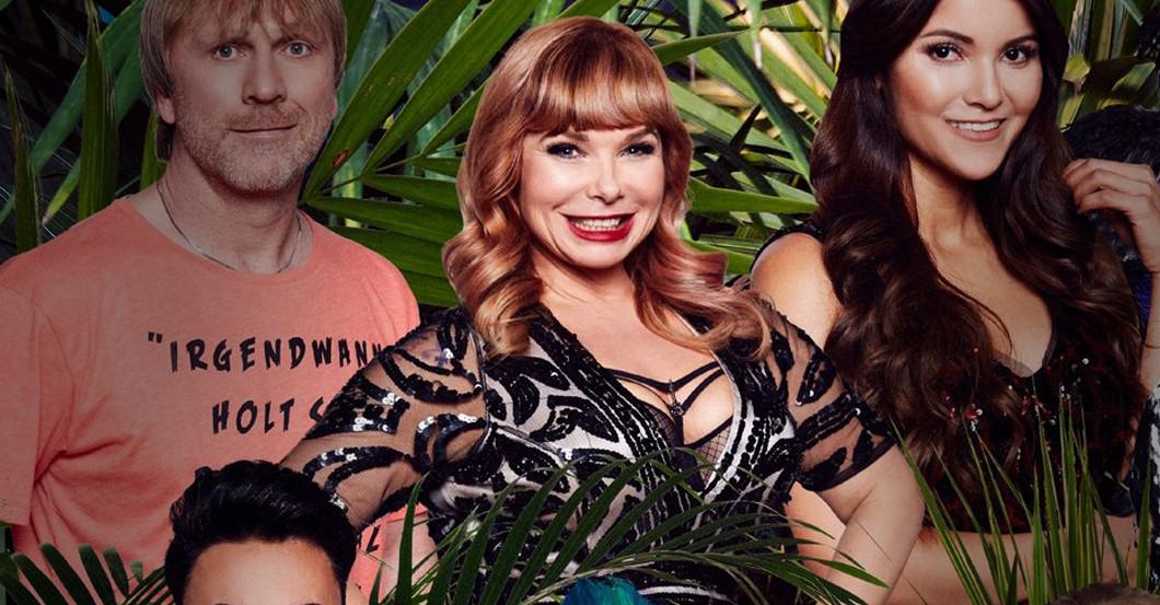 Dschungelcamper Sandra