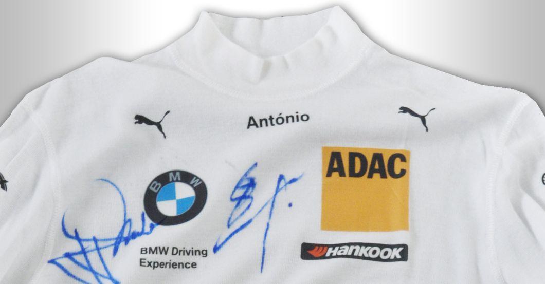 DTM Shirt Costa signiert