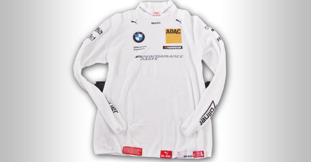 DTM Shirt Martin Tomczyk