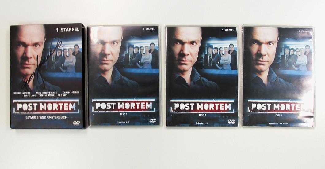 DVD Box Hannes Jaenicke