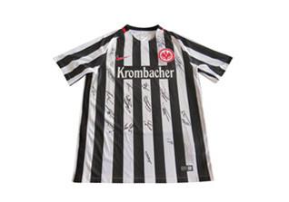 Eintracht Trikot