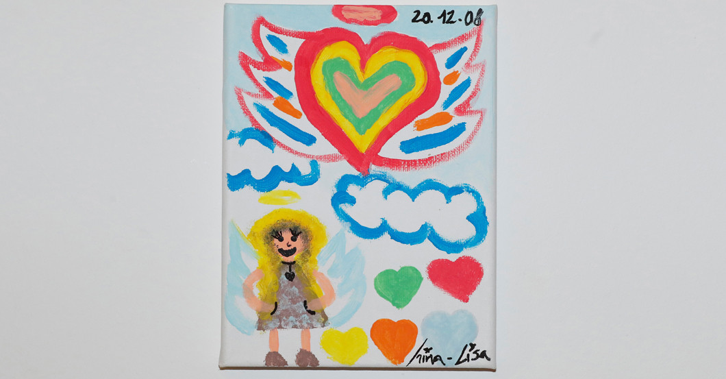 Engel Gina Lisa Lohfink