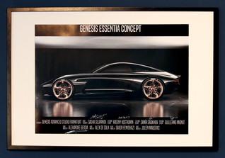 Essentia Concept Poster 2
