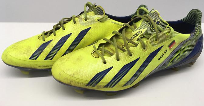Essweins getragene Schuhe