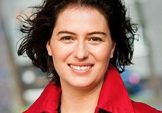 Esther Zimmering Besuch