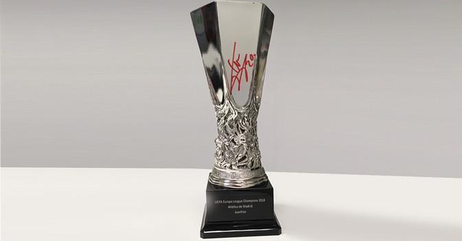 Euro Pokal Juanfran