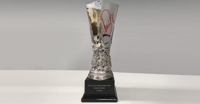 Euro Pokal Niguez