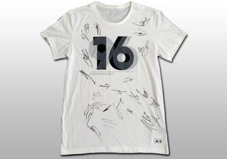 Euro Shirt teamsigniert