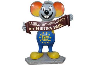 Euromaus-Statue