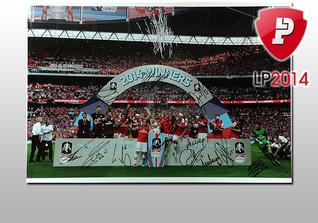 FA Cup Siegerfoto 2