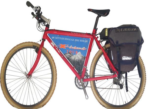Fahrrad Weltumrunder