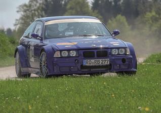 Fahrt BMW M3 II