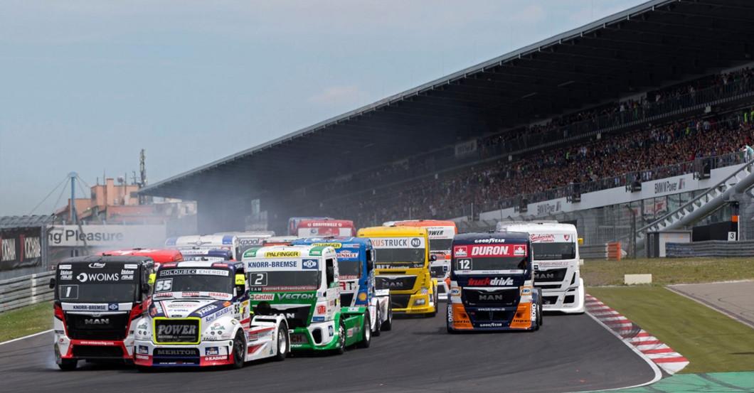 Fahrt Race Truck