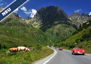 Fahrt Silvretta Classic