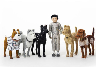 Fanpaket Isle of Dogs